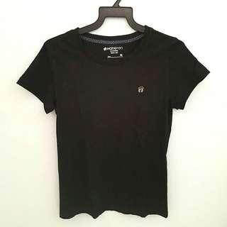 HANGTEN BLACK T-SHIRT