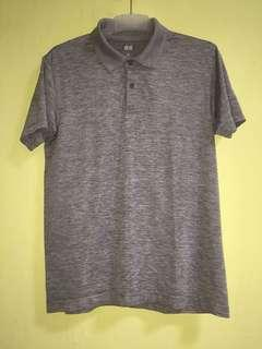 Polo shirt dry fit uniqlo