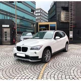 BMW X1 XDRIVE20IA 2014