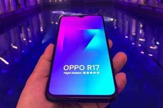 Oppo r17 2 years warranty
