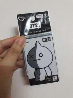 [WTS] BTS BT21 TMoney VAN