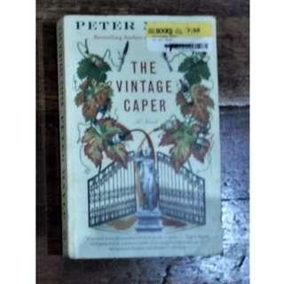The Vintage Caper (Peter Mayle)