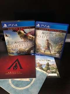 Assassin's Creed Odyssey Omega Edition Assassin