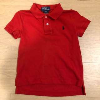 (包郵) Ralph Lauren 童裝 Polo Shirt