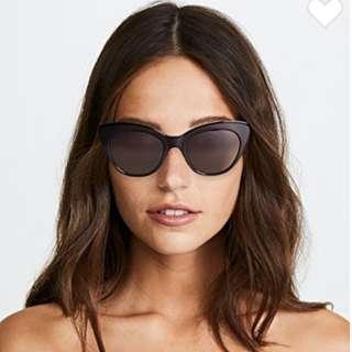 elizabeth and james cat eye sunglasses