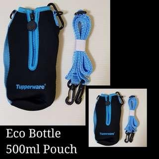 Instock Authentic Tupperware Eco Bottle 500ml Pouch Retail Price S$6.70/each