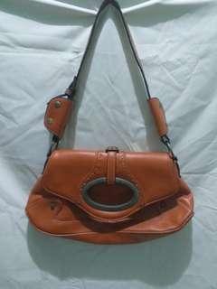 Orange Sling/Shoulder Bag