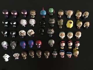 Funko Pint Size Heroes Assorted