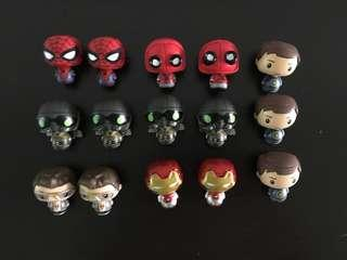 Funko Pint Size Heroes Marvel Spider-Man Homecoming