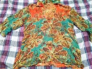 Colorful Blouse