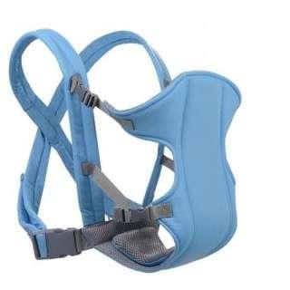 baby carrier blue used