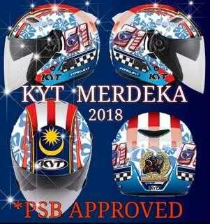 *PSB APPROVED KYT MERDEKA..🤗❤!! (LIMITED EDITION)