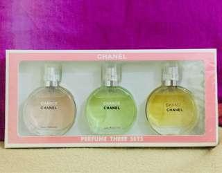 Chanel Chance 3 in 1