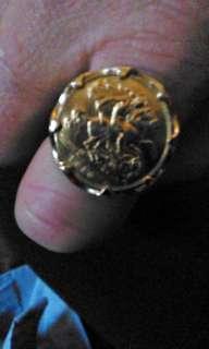Ring 22 carat gold