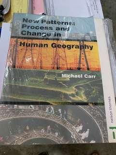 New Patterns: Process and Change in Human Geography
