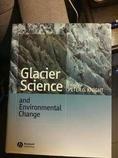 Glacier Science & Environmental Change