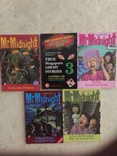 🚚 Mr Midnight & True Singapore Ghost Stories