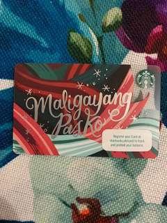 Starbucks Card PH