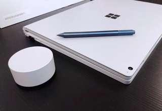 Surface Book 2 15inch (GTX 1060, 512GB) + Surface Dial + Surface Pen