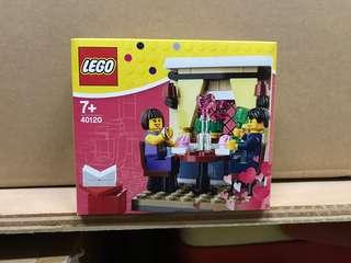 Lego 40120 Valentine's Day Set