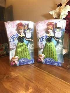 Disney Frozen Doll - Anna