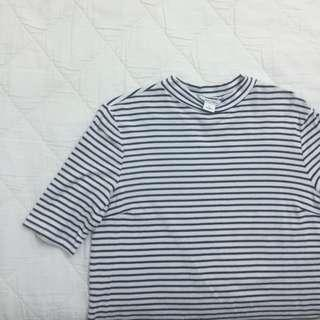 Monki Stripes Top