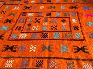Moroccan Hand Made Rug
