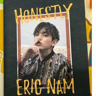 WTS Eric Nam Honestly signed album