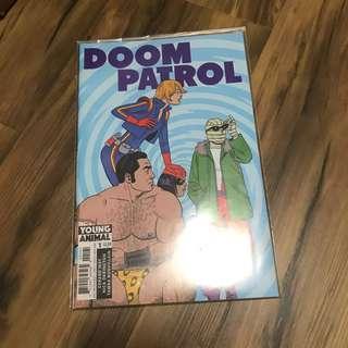 DC Comics Doom Patrol #1