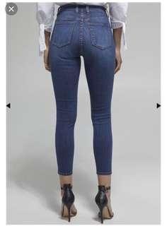 Bardot Khloe High Waist Jeans