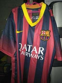 Jersey Bola Barcelona