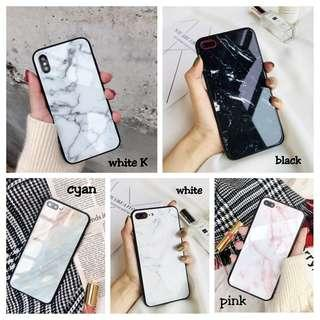 [PO] Glossy Marble Phone Case
