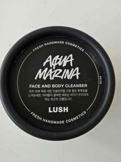 Lush Aqua Marina Face and Body Cleanser (100g)