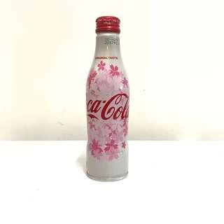 Coca Cola Japan - 2017 Spring 250ml Full Aluminum Bottle