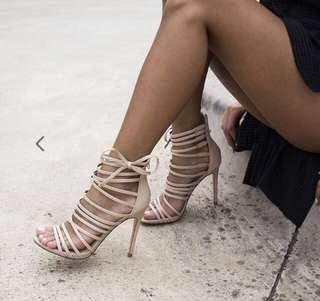Windsor Smith Heels in Nude