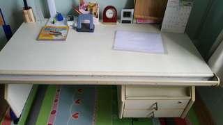 Moll ergonomic study desk