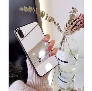 Mirror case TPU iPhone X
