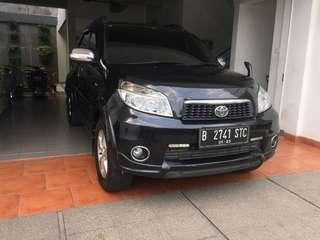 Toyota Rush S a/t Th2013 Low KM