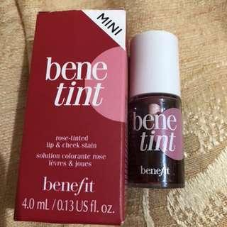 Benefit - bene tint lip & cheek stain (mini)