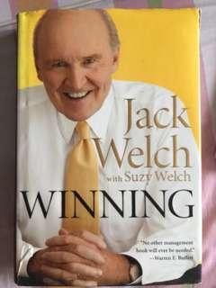 Jack Welch WINNING with Suzy Welch (hardbound)