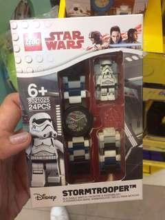 Original Jam Tangan Lego Starwars