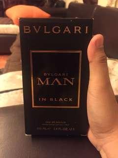 AUTHENTIC Bvlgari Man in Black