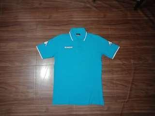 Kaos Kappa Polo Shirt Twin no Fred Perry Fila Adidas Uniqlo