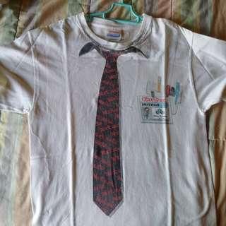 Office Attire Tee Size S