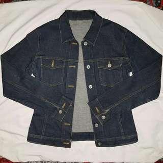 International World Blue Denim Jacket
