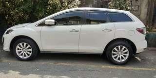 Mazda CX7  Model 2011