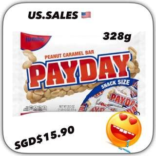 Newly Arrived - Payday Caramel Bar Fun Pack from 🇺🇸