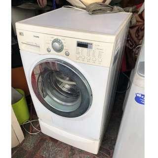 桃園二手家具🤟 滾筒式洗脫烘洗衣機 中古家電家具收購買賣