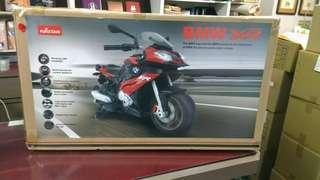 天生拍賣_BMW 兒童電動摩托車