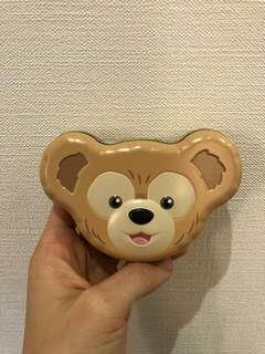 🚚 日本海洋2018 disney Duffy 糖果盒